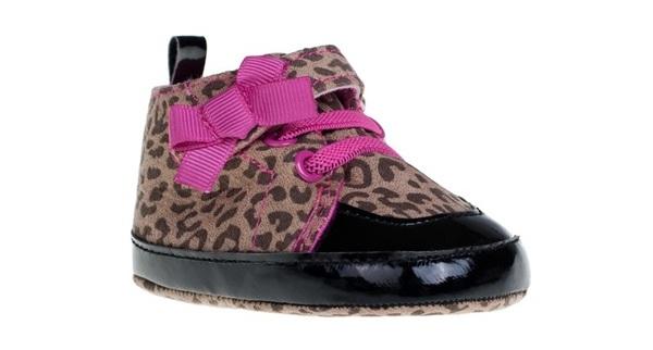 Detské topánočky Bobo Baby hnedé so vzorom be8a0c927d6