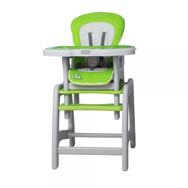 397848422d88 Detská jedálenská stolička Coto Baby Stars zelená