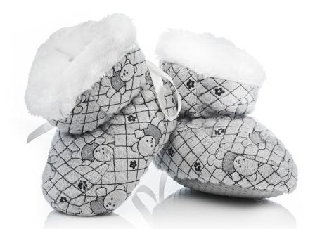 2b43ee982f23 Papučky - capačky pre bábätká